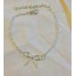 coréenne simples bracelet B149 arc creuse des femmes