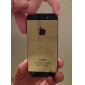 Golden Back Cover Protector for iPhone 5/5S