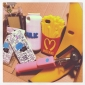 Milk Bottle Silicone Back Case for iPhone 5/5S (Assorted Color)