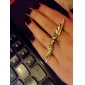 European And American Punk Style Personality Batman Double Split Ring R267