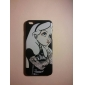 Think about Girls Pattern Hard Back Case for iPhone 6 Plus