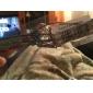 Браслеты Wrap Браслеты Сплав Кожа Любовь анкер Уникальный дизайн Мода Для вечеринок Новогодние подарки Бижутерия Подарок1шт