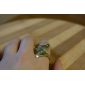 European and American retro cute little fox enchanting animals influx of people ring (random color)
