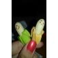 Σχήμα μπανάνας η γόμα 2pcs