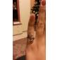 날카로운 발톱 반지 악마 여성의 복고풍 펑크 (색상 랜덤)