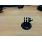 Acessórios para GoPro MontagemPara-Câmara de Acção,Gopro Hero 2 / Gopro Hero 3 / GoPro Hero 5motocycle / Esqui / Moto / Caça e Pesca /