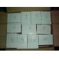 Dimmbar Spot Lampen MR16 GU10 5 W 500 LM 6000K K 5 COB Natürliches Weiß AC 220-240 V