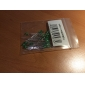 3mm Green Light Emitting Diode LED Lamps (20 Pieces a Pack)