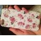 제품 케이스 커버 패턴 뒷면 커버 케이스 꽃장식 하드 TPU 용 iPhone SE/5s iPhone 5