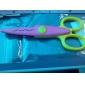 Ножницы для резки бумаги в форме кружева