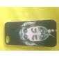 V Mask Orangutan Pattern Hard Case Cover for iPhone 5/5S