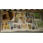 Красочный пейзаж Мини открытки (40 шт)
