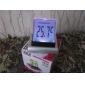 Цифровые часы будильник/календарь/термометр (3хААА)