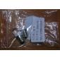 E10 1W 1-светодиодный 70LM 6000-6500K Холодный белый свет Светодиодные лампы (12, 2 шт)