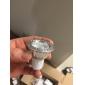 7W GU10 Точечное LED освещение 1 COB 560 lm Холодный белый Регулируемая AC 220-240 V 5 шт.