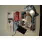 Funduino Advanced Starter Kit LCD Servo Motor Dot Matrix Breadboard LED Basic Element Pack Compatible with Arduino