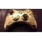 крышку корпуса замена случае беспроводного геймпада Xbox 360 золотой