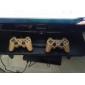 Trådløs kontroll til PS3 (gullfarget)