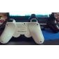 (Inga förslag) 3 trådlös spelkontroll till PS3/Sony Playstation 3 (vit)