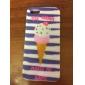 Pour Coque iPhone 5 Etuis coque Motif Coque Arrière Coque Dessin Animé Flexible Silicone pour iPhone SE/5s iPhone 5