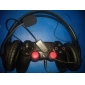 Professionnel Wired Gaming Headset w / Microphone pour PS4 - noir (3.5mm / 120cm-Cable)