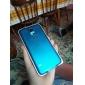 Pour Samsung Galaxy Coque Antichoc Coque Antichoc Coque Couleur Pleine Aluminium pour Samsung S5