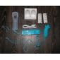 Пластик - Джойстики - Nintendo Wii - Nintendo Wii - Перезаряжаемый/Игровые манипуляторы