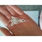 Ожерелье Ожерелья с подвесками Бижутерия Halloween / Для вечеринок / Повседневные В форме звезды Серебрянное покрытие Серебряный Подарок