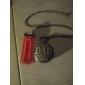 Montre de Poche à Quartz pour Homme, En Alliage d'Aluminium, Logo DAD - Bronze