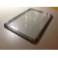 xundd TPU cor sólida conjunto transparente de casos estojo antiderrapante para mini-ipad 3, mini iPad 2, iPad mini / mini-