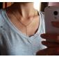 Shixin® Vintage Y Shape Hot Alloy Pendant Necklace(1 Pc)