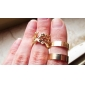 Ring Party / Daily / Casual Jewelry Alloy Women Midi Rings6 / 7 / Adjustable