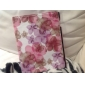 360 Degree Rotatable Blooming Flower Pattern Full Body Case with Stand for iPad 2/3/4 (Assorted Colors)