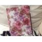 360 astetta kääntyvä Kukkiva kukkakuvio Full Body Case jalusta iPad 2/3/4 (eri värejä)