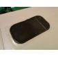 Car Mini Antislip Pad Mat Transparent Particles Pattern