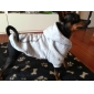 Route 66 Style Fleeces Hoodies for Dogs(Gray,XS-L)