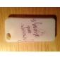 Forever and Always Design Soft Case for iPhone 5/5S
