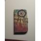 rêver modèle receveur pu housse en cuir cas avec support pour Samsung Galaxy Ace 3 s7272 / s7275