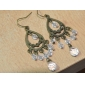 Boucles d'oreille goutte Victorien Vintage Goutte Bijoux