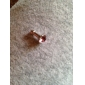 Joyland diamanten anti-stofdopjes voor oortelefoonaansluiting (in willekeurige kleur)