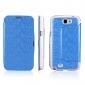 Enkay PU Leder-Schutzhülle mit Ständer für Samsung Galaxy N7100 Note 2 (verschiedene Farben)