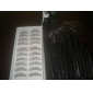 Natural Looking Curved Lashes 118# - 10 Pairs Per Box
