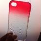 3d падение дождя жесткий чехол для iphone 4 / 4s