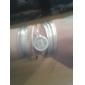 여성의 시계 멀티 스트랜드 팔찌 디자인