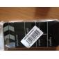 Coque arrière en plastique de conversion vidéo pour iPhone 5/5s