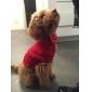 개와 고양이 (모듬 색상)에 대한 넥타이 스타일의 칼라 활