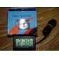 Termômetro Digital TL8009 Com Cabo de 0.8m Preto para Aquário