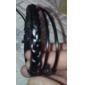 z&x® pulsera trenzada estilo fresco de los hombres