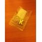 Женский Ожерелья с подвесками Сплав Мода Первоначальные ювелирные изделия Простой стиль V W X Y Z Бижутерия Для вечеринок Повседневные 1шт