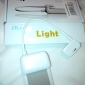 3w вело читать свет для чтения электронных читалка разжечь Кобо уголок с пакетом